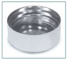 Cylindrical bowls for circular feeders